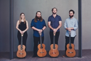 "PERTH GUITAR QUARTET: ""LANDSCAPES"""