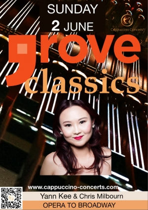 "GROVE CLASSICS 2019 ""OPERA TO BROADWAY"""