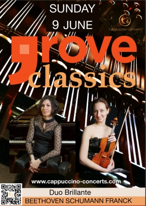 "GROVE CLASSICS 2019 ""DUO BRILLANTE"""