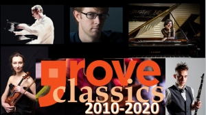 GROVE CLASSICS 2020 SUBCSRIPTION TO ALL CONCERTS